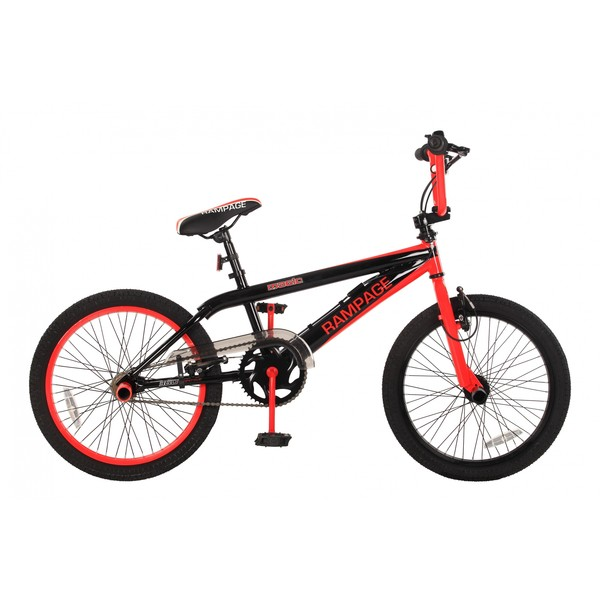 Magic Rampage 20 Inch 47 cm Unisex V Brake Rood