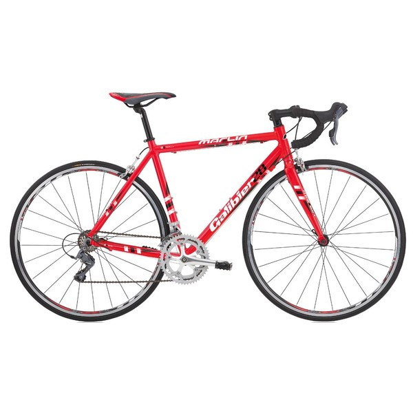 Marlin Galibier 28 Inch 58 cm Heren 16V Cantilever Rood