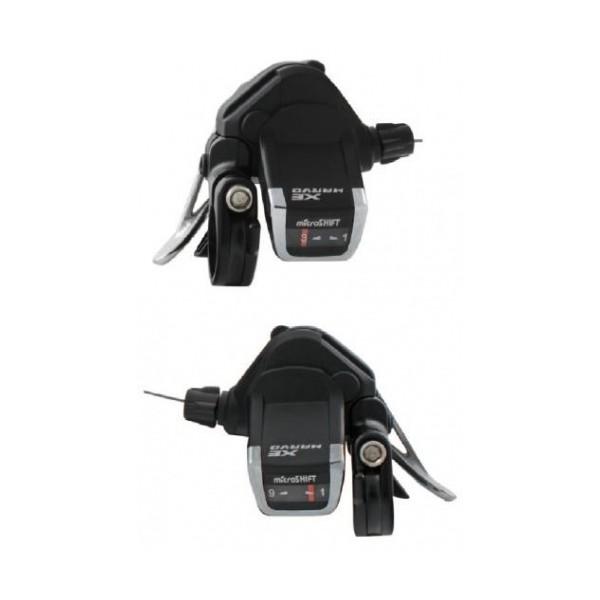 Microshift MTB Marvo XE Versnellingshendels Onderdelen & Accessoires aanschaffen doe je het voordeligst hier