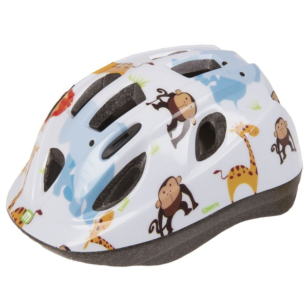 Mighty Helm Junior Zoo Wit Maat 48/54 cm