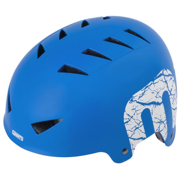 Mighty Helm X Style junior blauw maat M (54 58 cm)