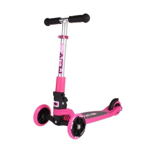 Move Tinyturn 3 Wheel Step Meisjes Voetrem Roze