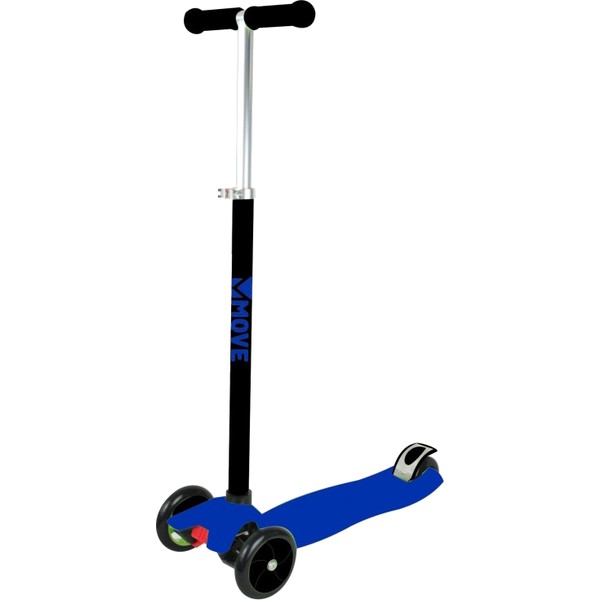 Move Tri Scoot step Junior Voetrem Blauw