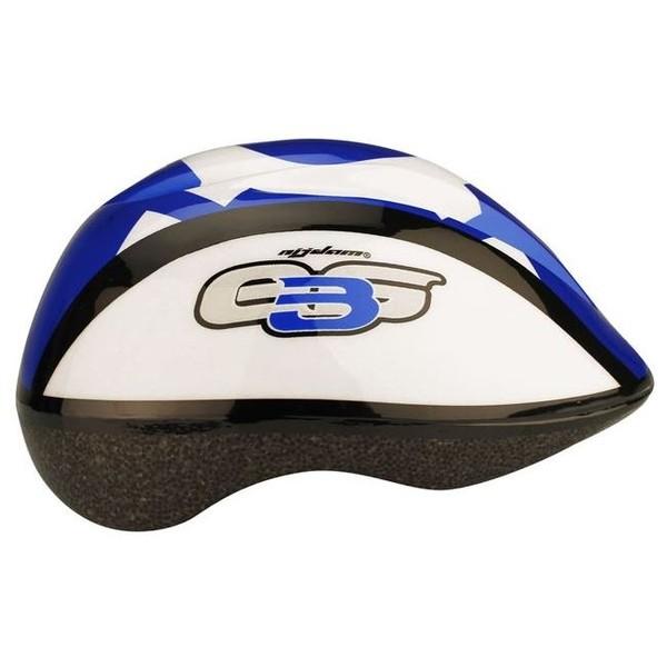 Nijdam Skate /Fietshelm Junior Blauw Maat 52/57 cm Onderdelen & Accessoires aanschaffen doe je het voordeligst hier
