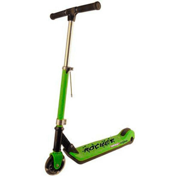 Ninco E Scooter Rocket step Junior Voetrem Groen