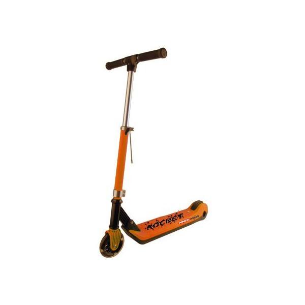 Ninco E Scooter Rocket Junior Voetrem Oranje