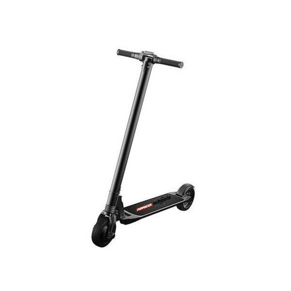 Ninco Wheels E Scooter Lightned Junior Voetrem Zwart
