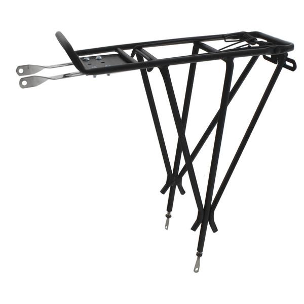 Ostand Aluminium Bagagedrager Adjust III Zwart