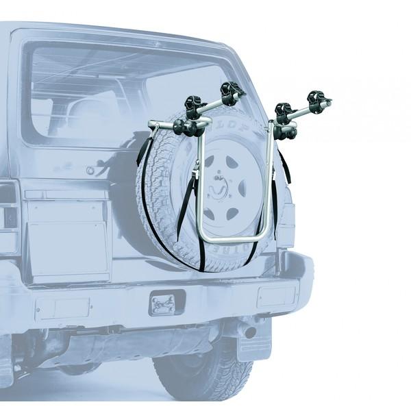 Peruzzo 4x4 Bike Carrier 310 Fietsendrager 2 Fietsen 4x4