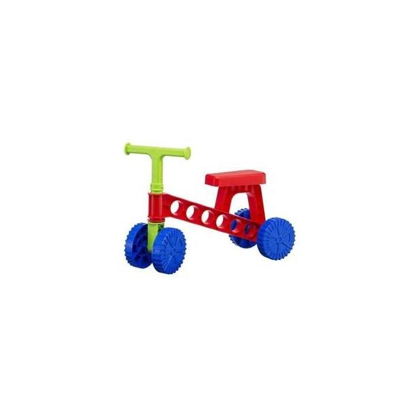 Playfun mini loopfiets Junior Multicolor