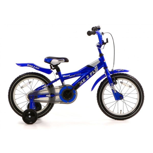Popal Bike 2 Fly 16 inch 2016 Jongens