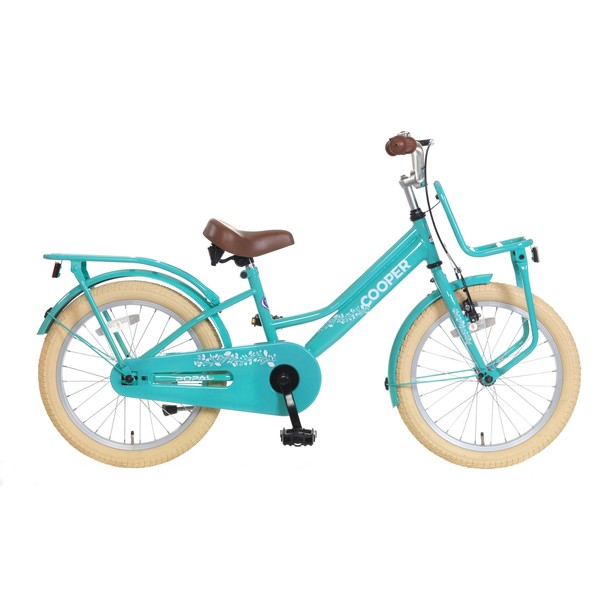 Popal Cooper 18 inch Turquoise