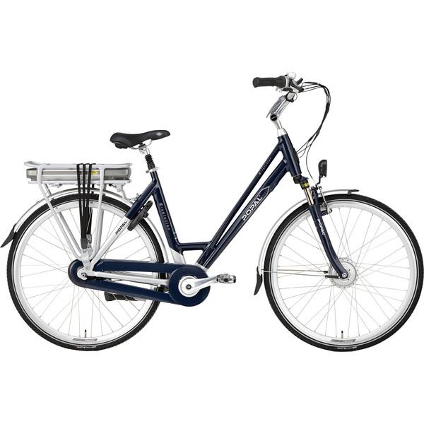 Popal E Volution 1.0 28 Inch 53 cm Dames 7V Rollerbrakes Donkerblauw