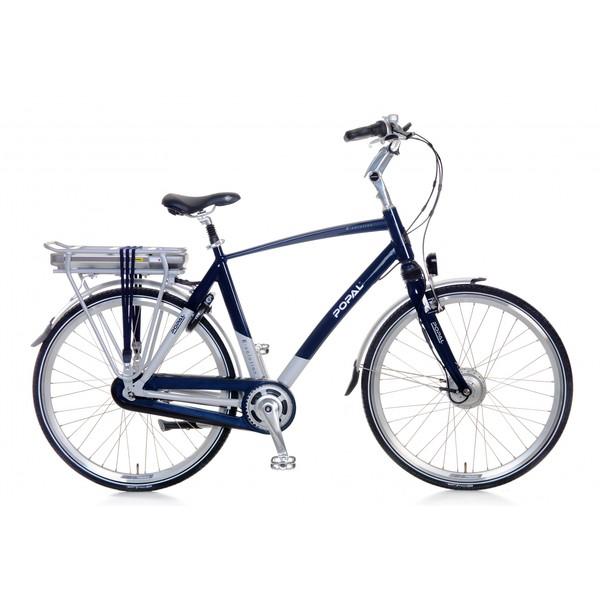 Popal E Volution 2.0 28 Inch 57 cm Heren 7V Rollerbrake Blauw