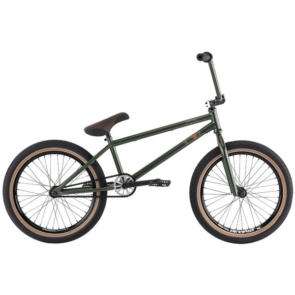 Premium Inception 20 Inch 52 cm Junior V Brake Groen