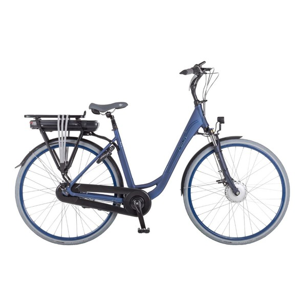 PUCH E Ambient 28 Inch 45 cm Dames 7V Rollerbrake Blauw
