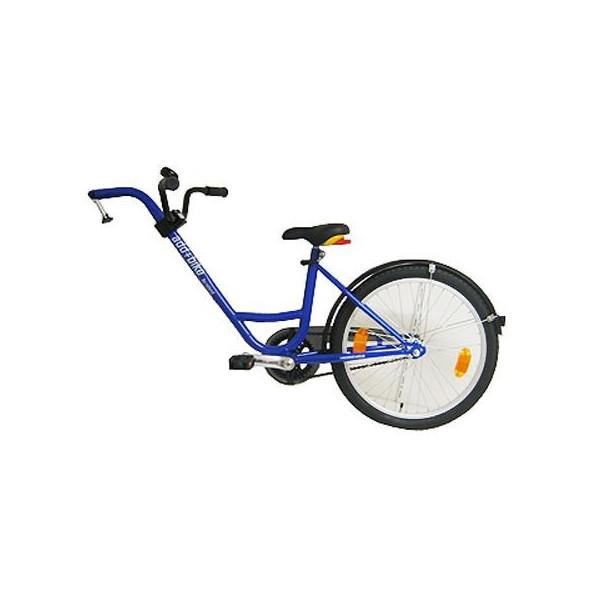 ADD+ MeeFiets (bev.a-drager) 3V Sram freewheel blauw