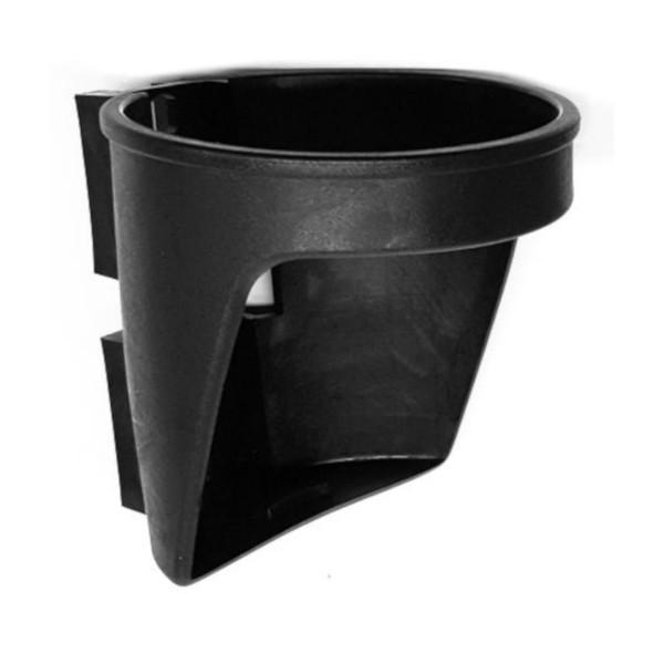 Roto Bidonhouder 65 mm kunststof zwart