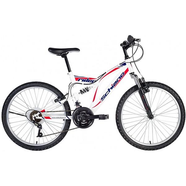 Schiano Rider 26 Inch 47 cm Heren 18V V Brake Wit