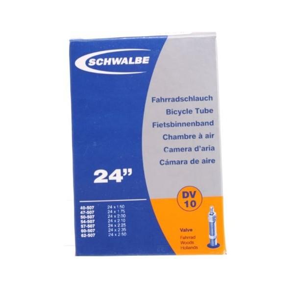 Binnenband 24X150-250 Schwalbe Dunlop Ventiel (40) Dv10