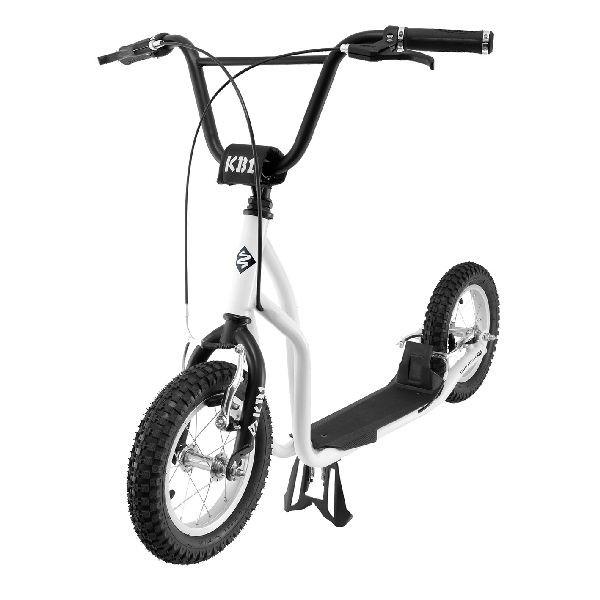 StreetSurfing K bike autoped 12 Inch Junior V Brake Wit/Zwart thumbnail