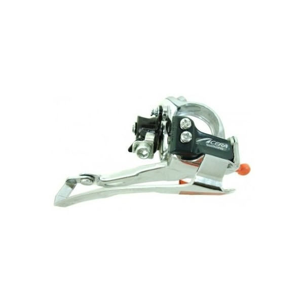 Shimano Acera voorderailleur 8 speed Top Swing zilver
