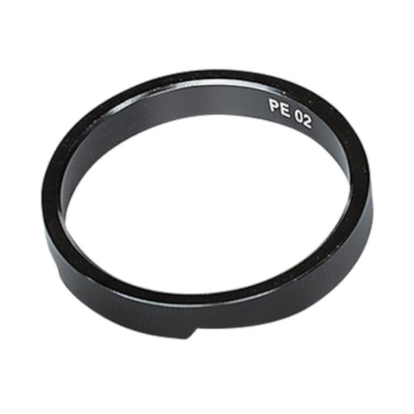 Shimano balhoofdspacer Vibe boven 1 1/4 Inch zwart 5 mm per stuk Onderdelen & Accessoires aanschaffen doe je het voordeligst hier