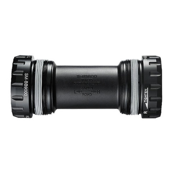 Shimano bottom bracket Dura Ace BSA 68 x 39 mm zwart thumbnail