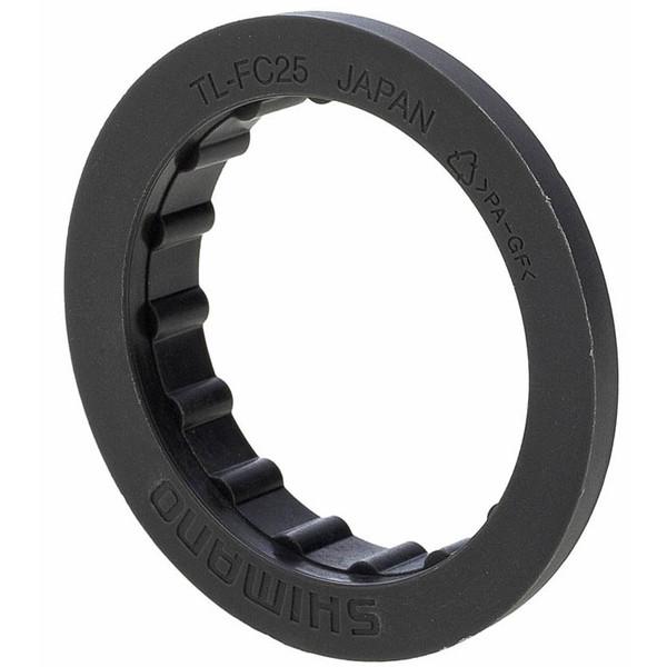 Shimano bracket adaptor TL FC25 donkergrijs