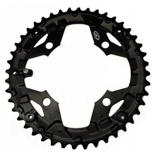 Shimano kettingblad Acera 48 tanden 4 arm Zwart FC-M391-M430
