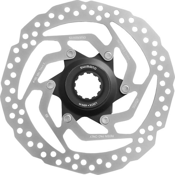 Shimano Schijfrem Voor-Achter SM RT20 Diam 160 mm