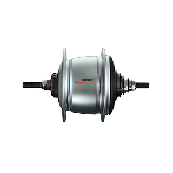 Shimano versnellingsnaaf C6061 8R 8S rollerbrake zilver