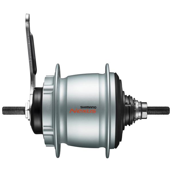 Shimano versnellingsnaaf Nexus SG C6060 8V 16G 187-32 zilver
