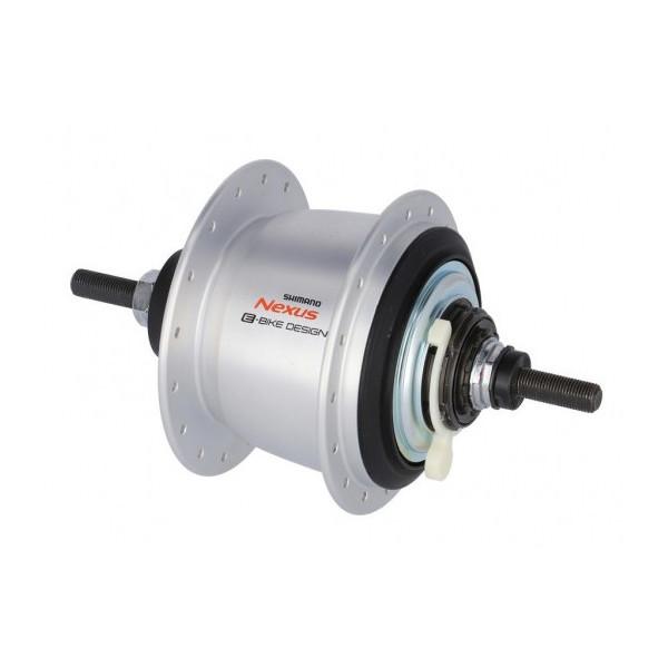 Shimano versnellingsnaaf Nexus SG C7000 5V 16G 187-32 zilver