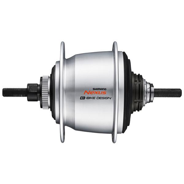 Shimano versnellingsnaaf Nexus SG C7050 5V 16G 187-32 zilver