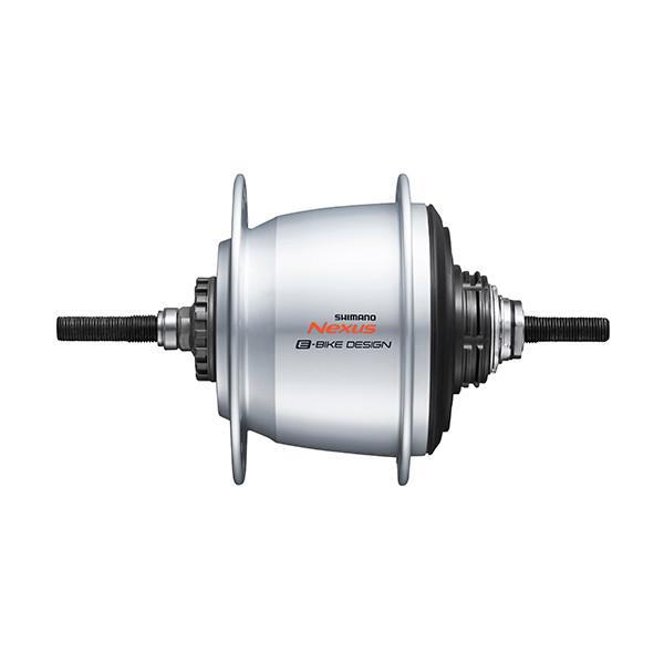 Shimano versnellingsnaaf Nexus SG C7050 5V 16G 187-36 rim zilver