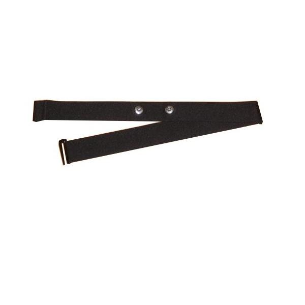Sigma borstband elastisch comforttex voor R3 - R1 zwart