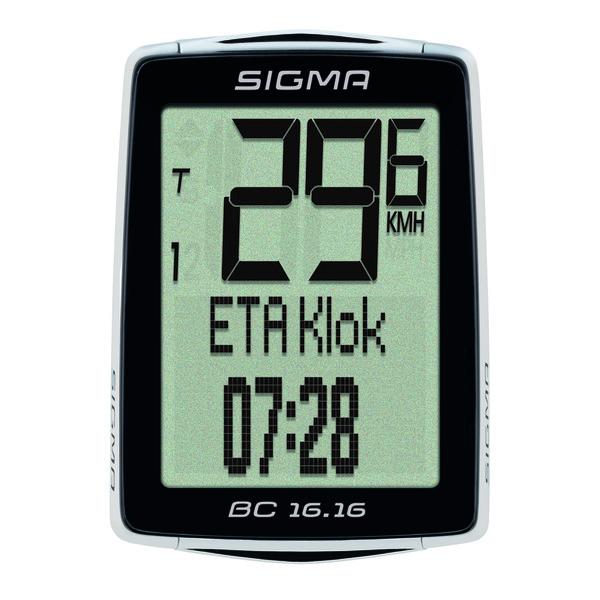 Sigma Sport BC 16.16 fietscomputer
