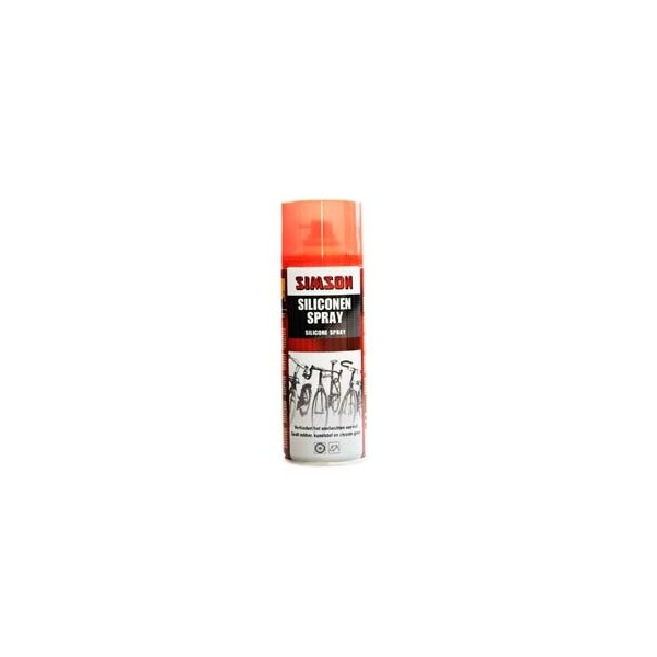 Simson siliconen spray 400ml