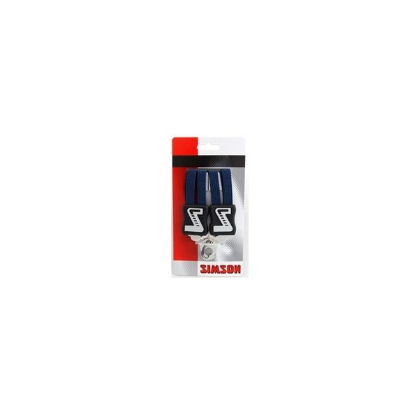 Simson Snelbinder Triobinder Extra Kort 49cm Marineblauw