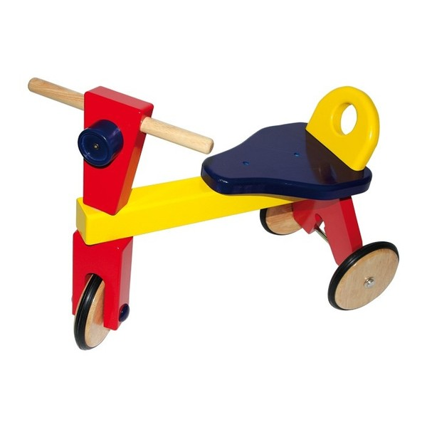 Small Foot Driewieler Loopfiets Junior Multicolor