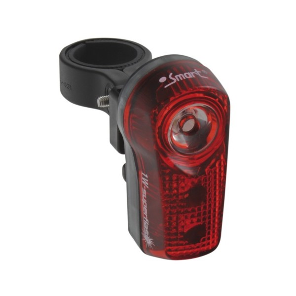 Smart Achterlicht Superflash 1 Watt