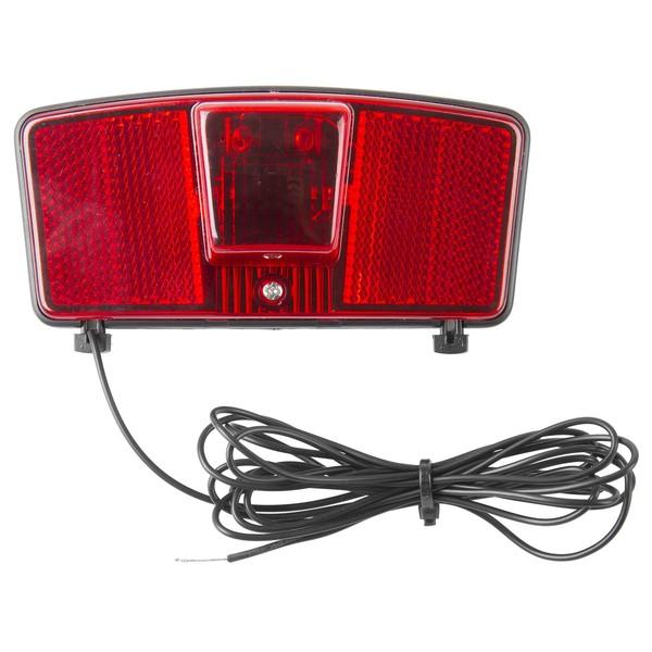 Afbeelding van Anlun achterlicht dynamo rood