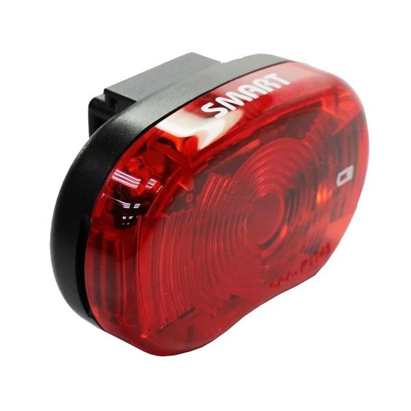 Smart LED Achterlicht Universeel Rood