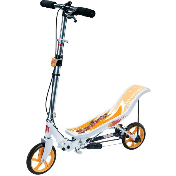 Space Scooter Stepperbike X580 Unisex V Brake Wit thumbnail
