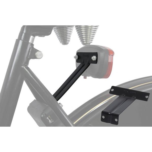 Steco Achterlichtbeugel Voor Montage Op Frame 80mm