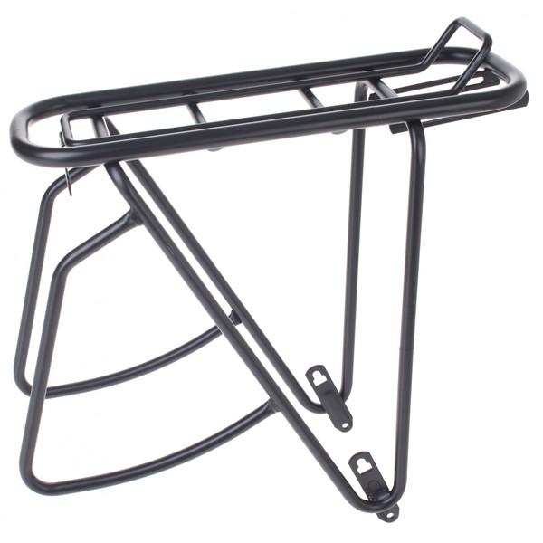 Steco Bagagedrager achter met tas verlenger 28 inch zwart