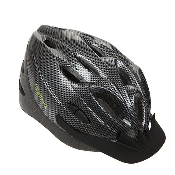 Summit Pursuit fietshelm met led zwart 58 62 cm