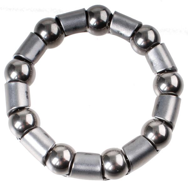 TOM kogelring Cross staal 44 mm zilver Onderdelen & Accessoires aanschaffen doe je het voordeligst hier