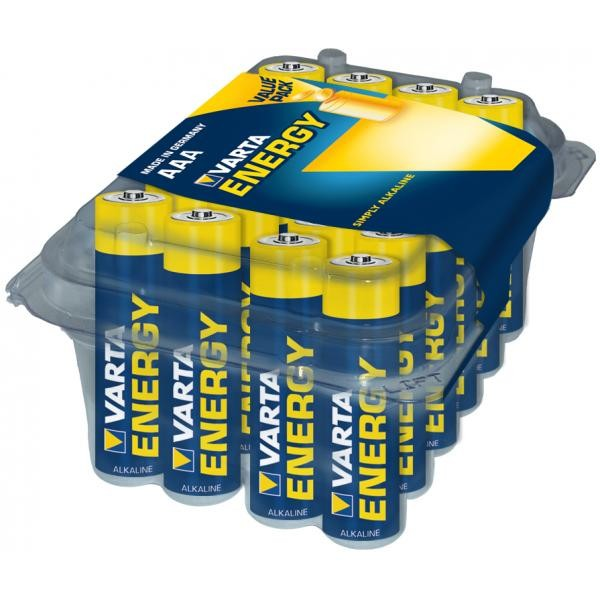 Varta Alkaline batterij AAA / LR03 24 stuks